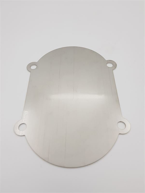 PL300 Cover Side Protection Plate SS